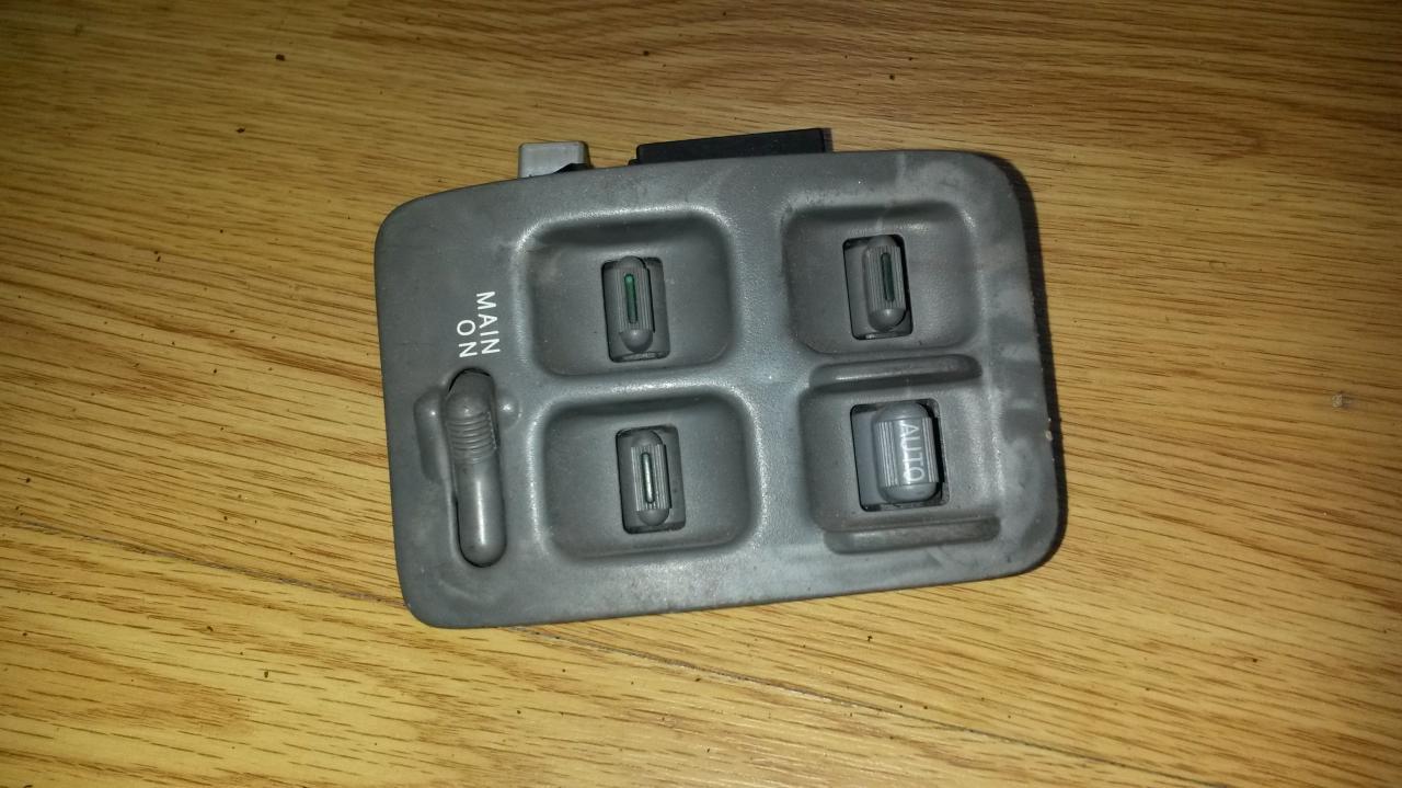 Stiklo valdymo mygtukas (lango pakeliko mygtukai) Honda  CR-V, 1995.10 - 2002.02