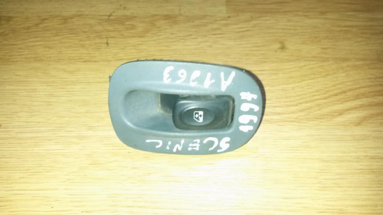 Stiklo valdymo mygtukas (lango pakeliko mygtukai) 7700836270  Renault MEGANE SCENIC 1997 1.6
