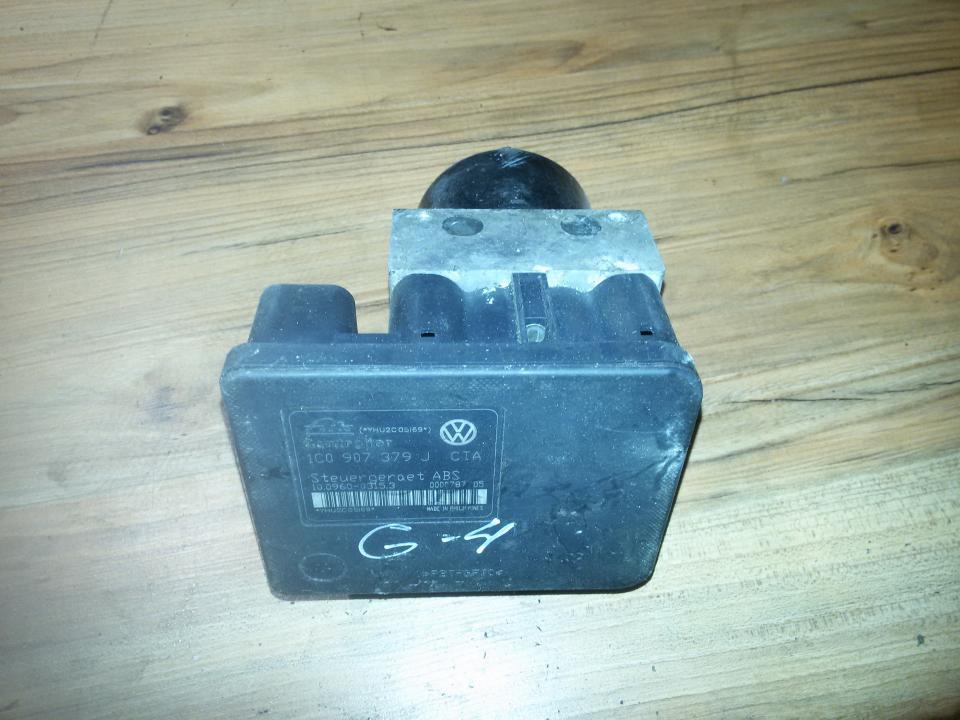 ABS blokas 1C0907379J  1J0614117E Volkswagen GOLF 1999 1.9