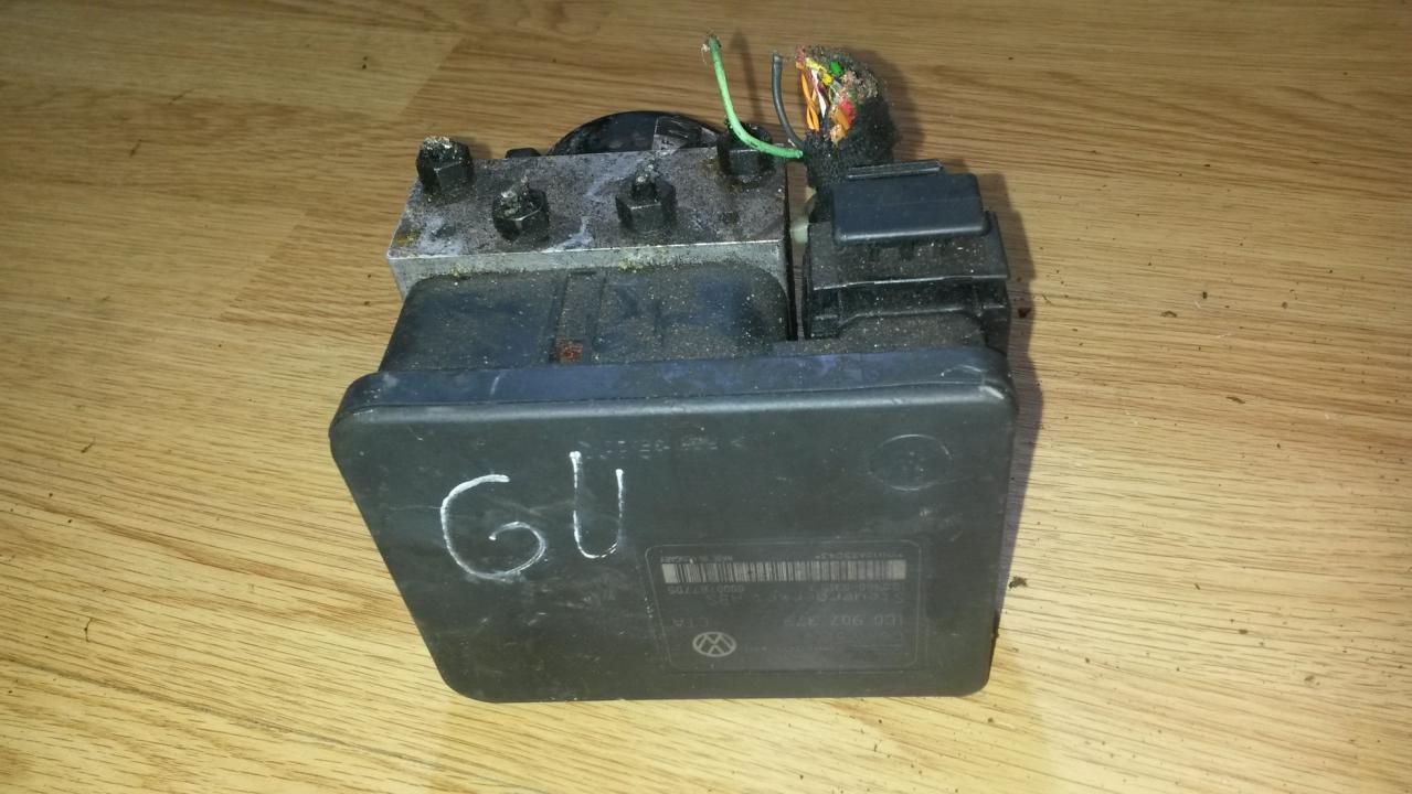 ABS Unit (ABS Brake Pump) 1c0907379j 1J0614117F  Volkswagen GOLF 2007 1.9
