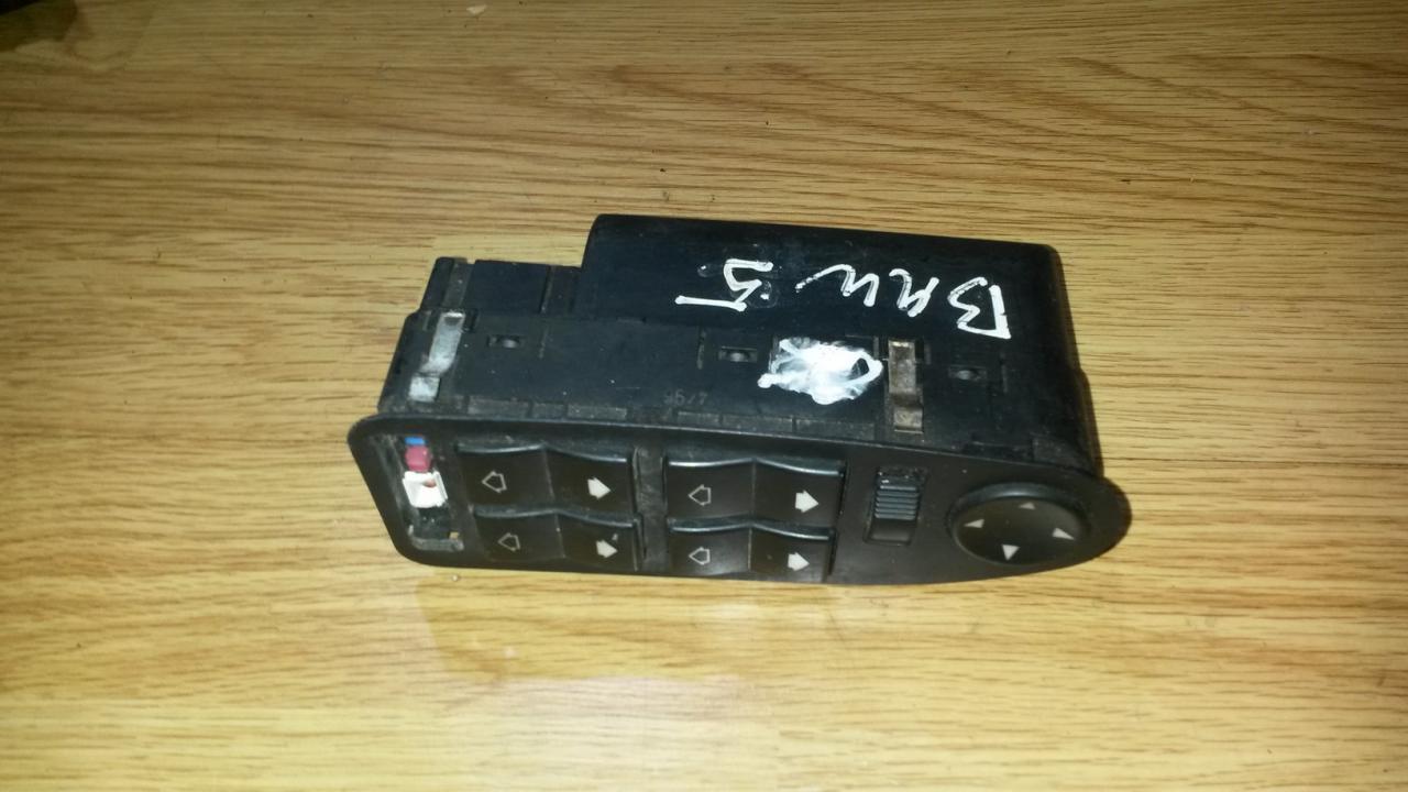 Stiklo valdymo mygtukas (lango pakeliko mygtukai) 61318368986  BMW 5-SERIES 1997 2.5