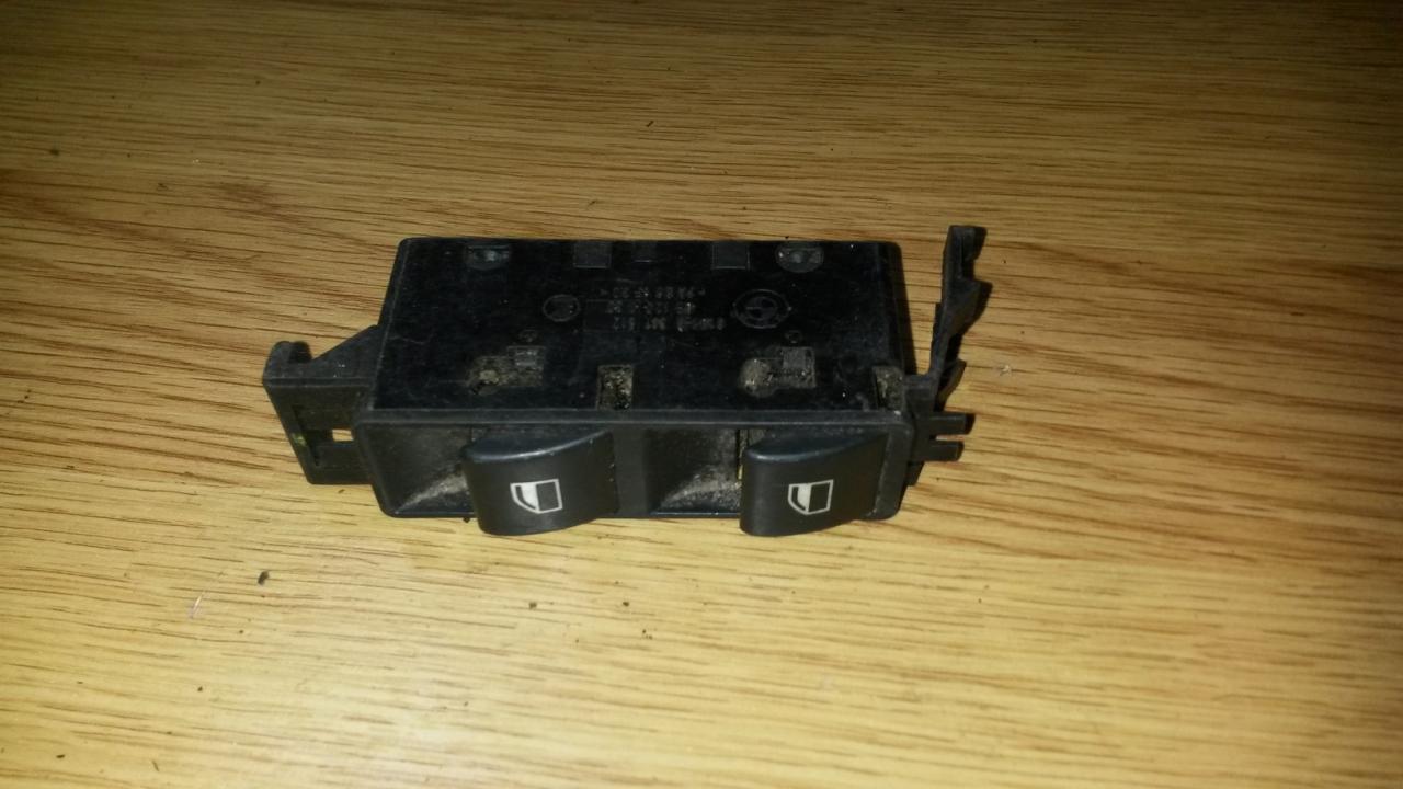 Power window control (Window Regulator-Window Switch) 61318381512  BMW 3-SERIES 2002 1.8