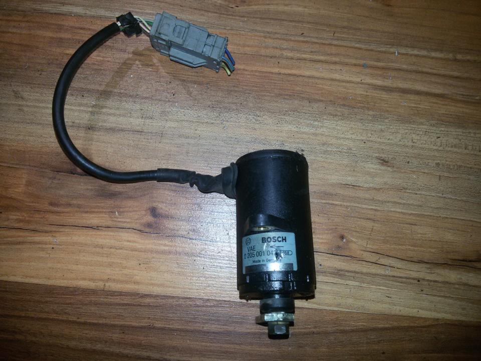 Elektrinis greicio pedalas 0205001042  Opel VECTRA 2008 1.9
