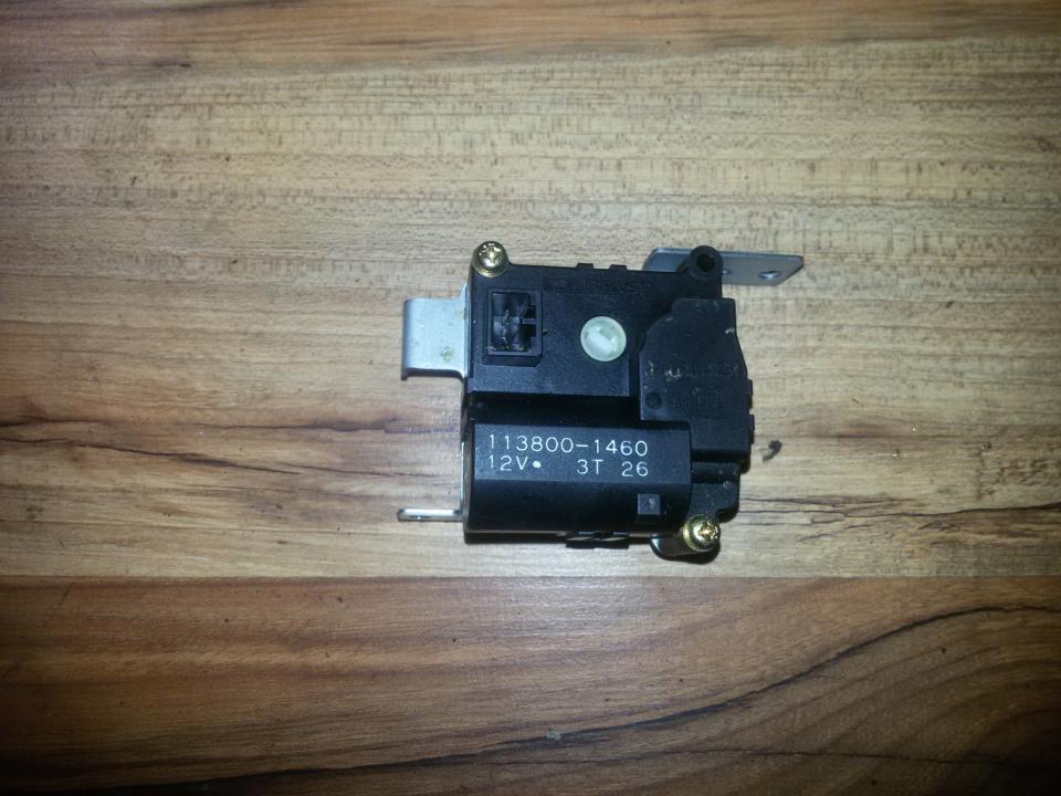 Электродвигатель заслонки отопителя 1138001460  Honda CR-V 2003 2.0