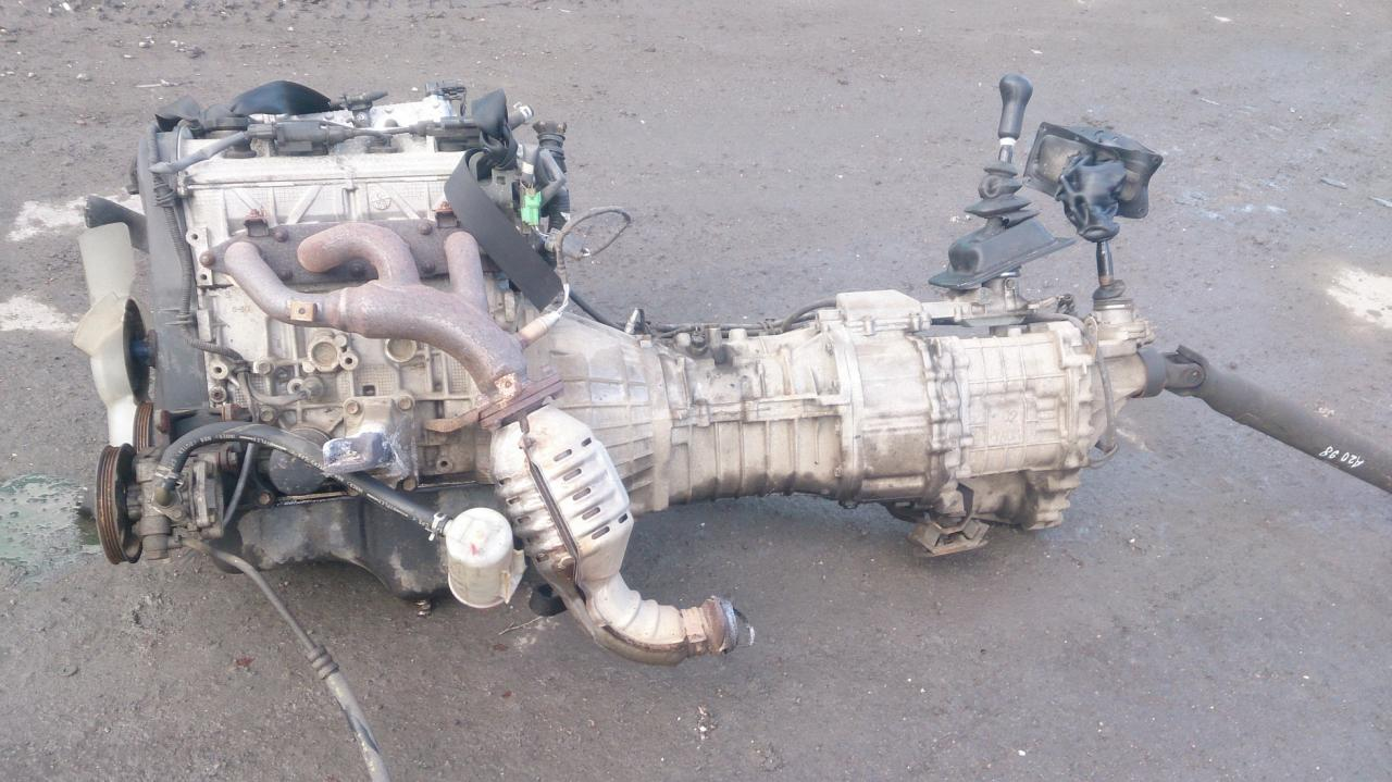 Двигатель G16B  Suzuki GRAND VITARA 2007 1.9
