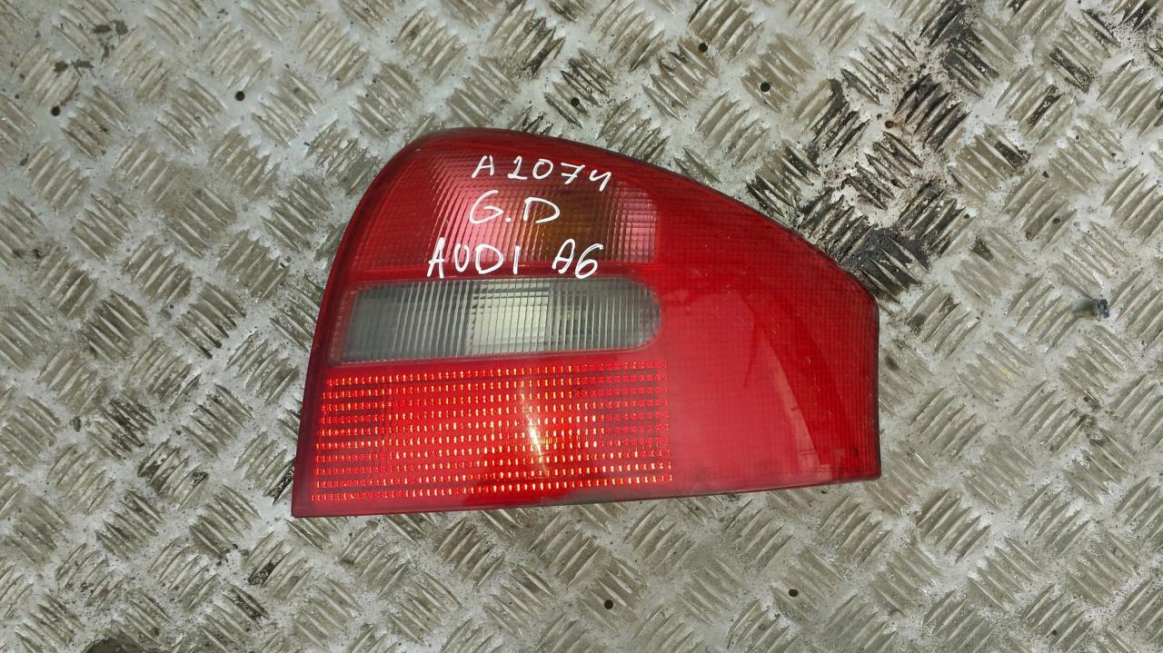 Galinis Zibintas G.D. NENUSTATYTA  Audi A6 2007 2.0