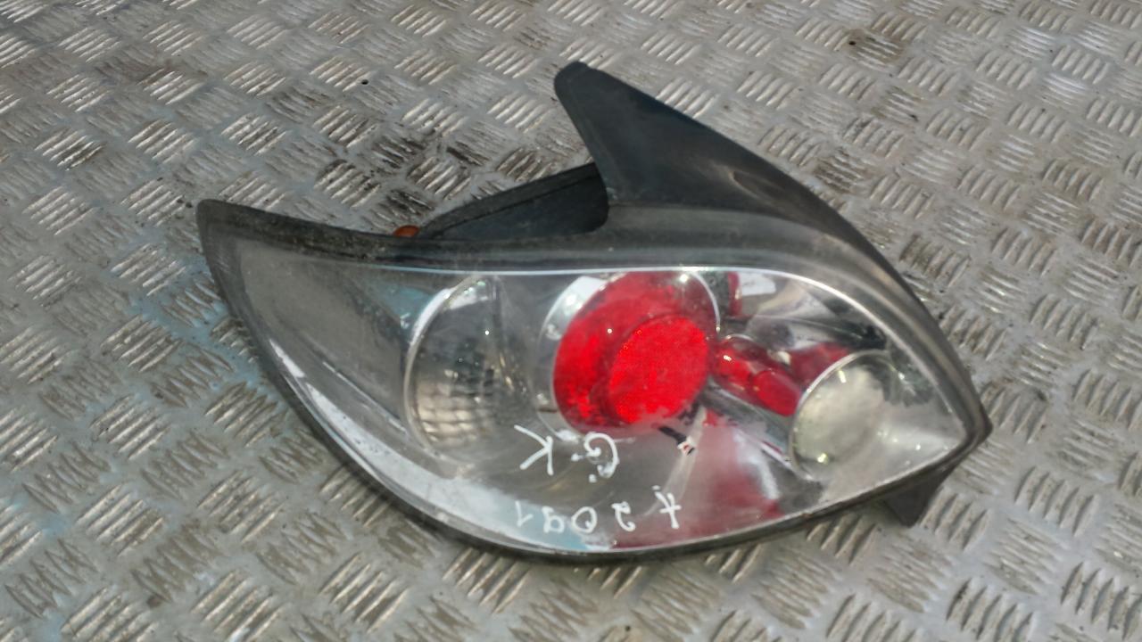 Tail Light lamp Outside, Rear Left NENUSTATYTA  Peugeot 206 1998 1.4