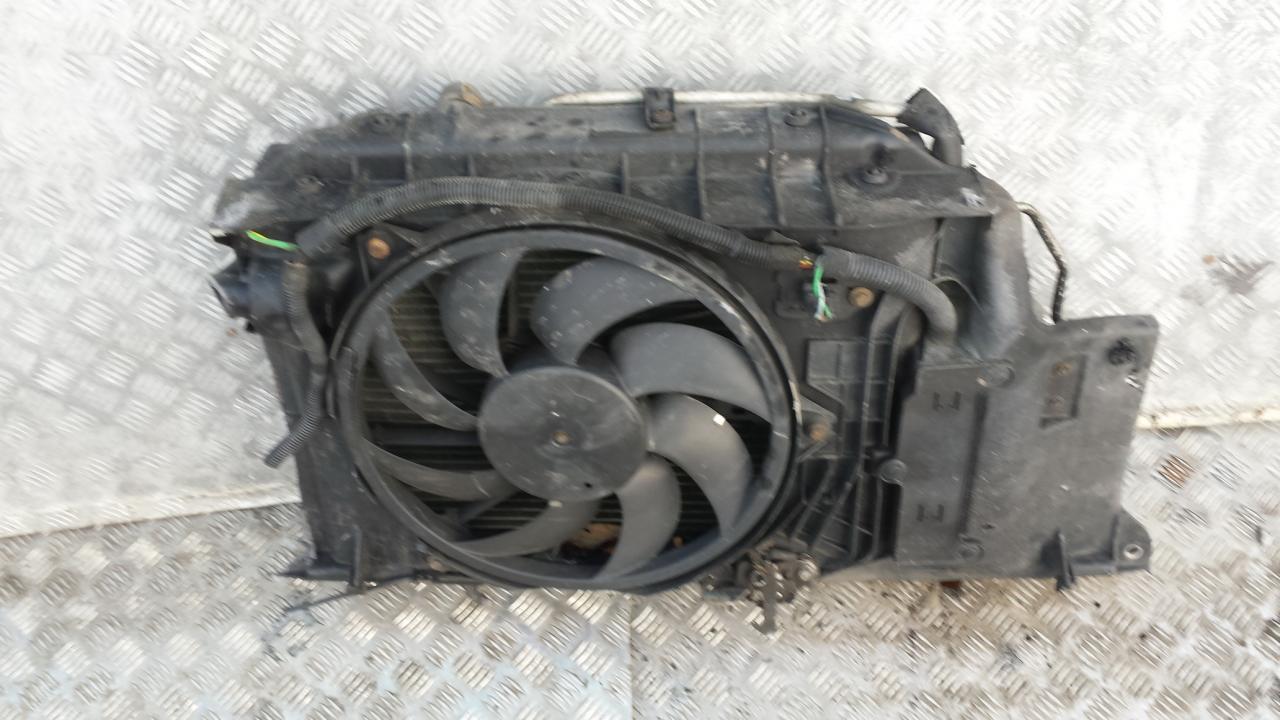 Vandens radiatorius (ausinimo radiatorius) NENUSTATYTA  Peugeot 206 1998 1.4
