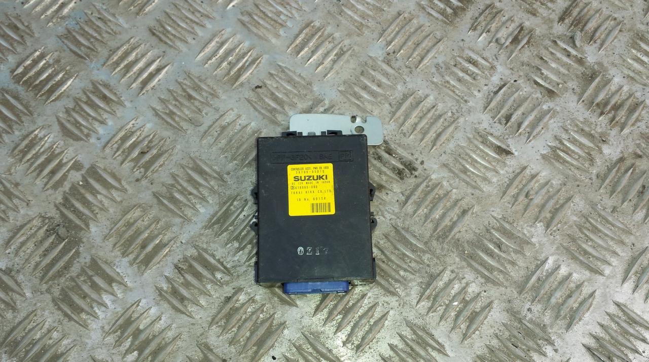 Kiti kompiuteriai 3870065010  Suzuki GRAND VITARA 2007 1.9