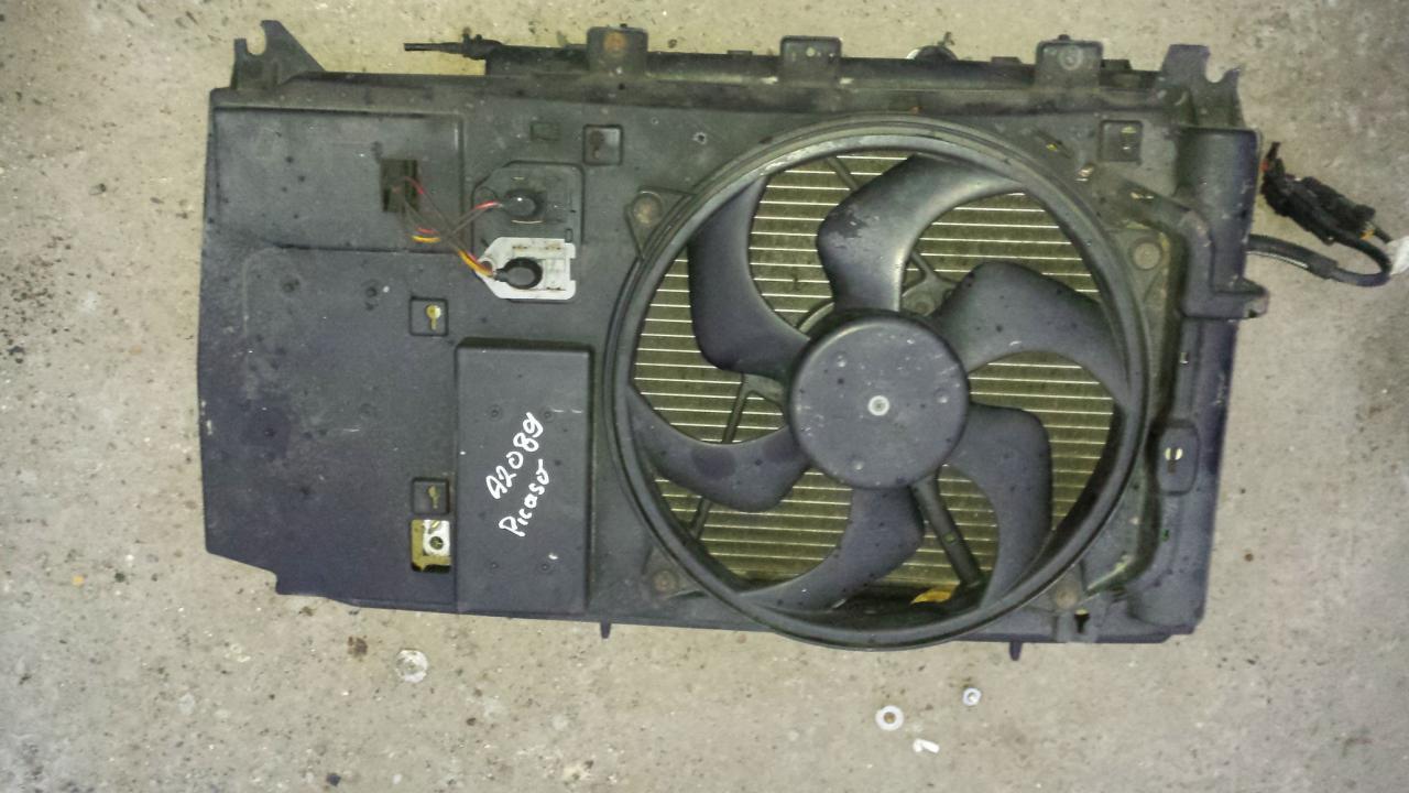Citroen  Xsara Picasso Vandens radiatorius (ausinimo radiatorius)