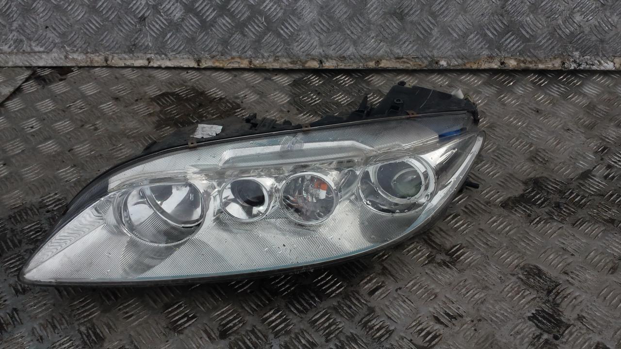 Zibintas P.K. NENUSTATYTA  Mazda 6 2002 2.3