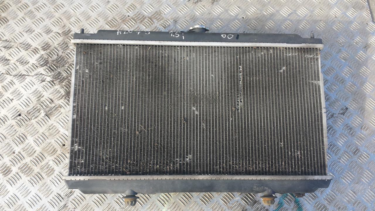 Радиатор основной NENUSTATYTA  Nissan ALMERA 2002 2.2