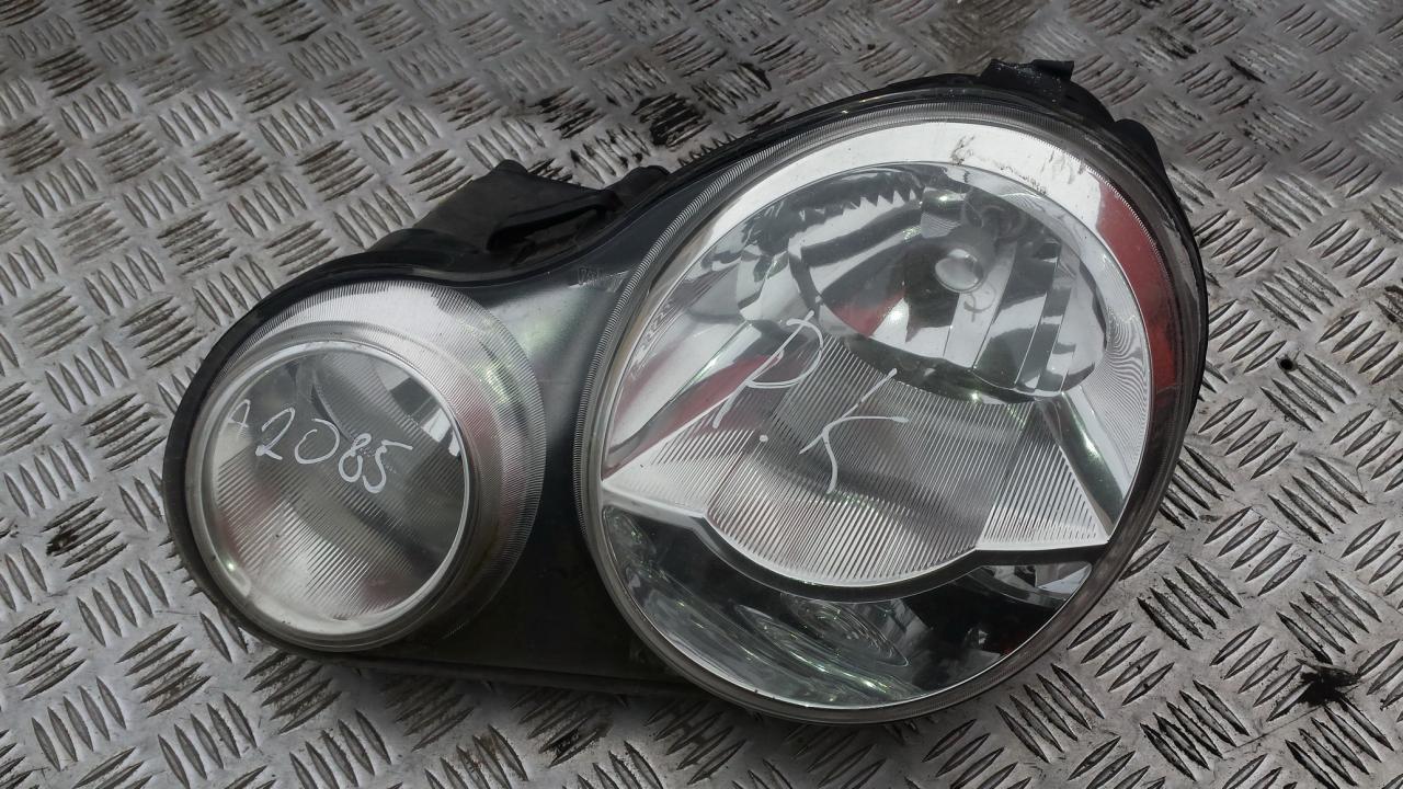 Zibintas P.K. NENUSTATYTA  Volkswagen POLO 2003 1.2