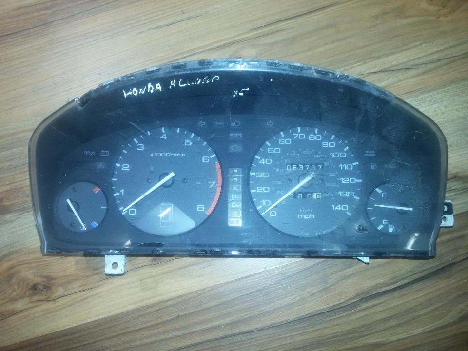 Spidometras - prietaisu skydelis hr0188002m0co  Honda ACCORD 2010 2.2