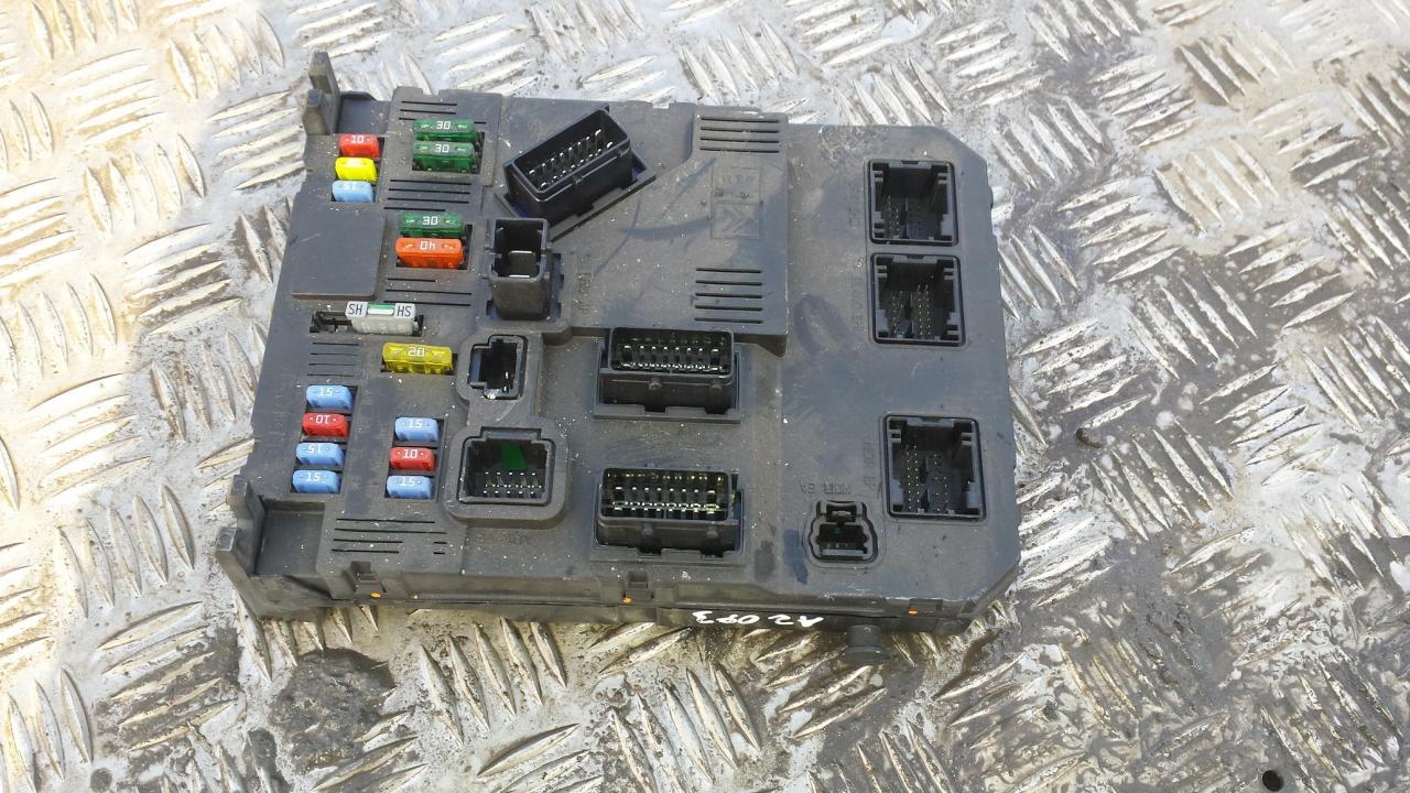 General Module Comfort Relay (Unit) 9652474680  Peugeot 206 1998 1.4