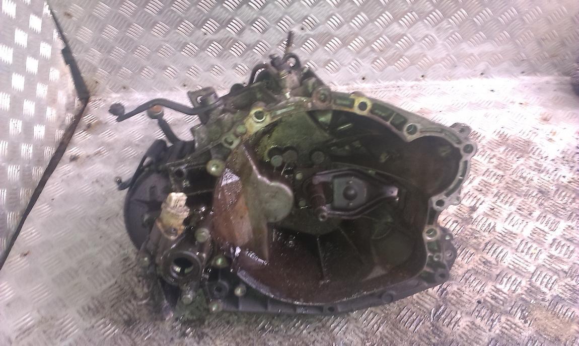 Gearbox 20DM07  Citroen XSARA PICASSO 2003 1.8