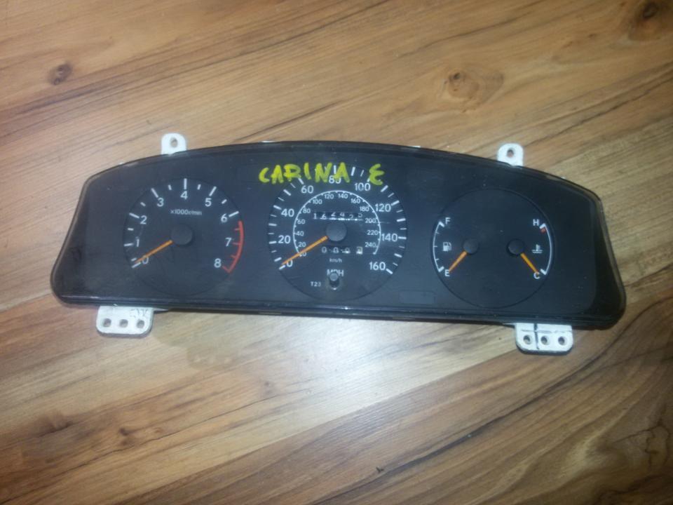 Speedometers - Cockpit - Speedo Clocks Instrument 88458010  Toyota CARINA 1994 1.6