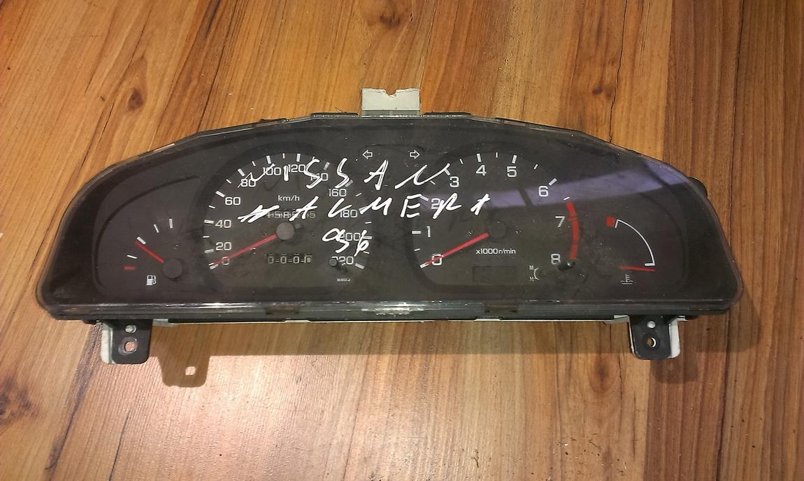Spidometras - prietaisu skydelis NENUSTATYTA  Nissan ALMERA 1998 1.4
