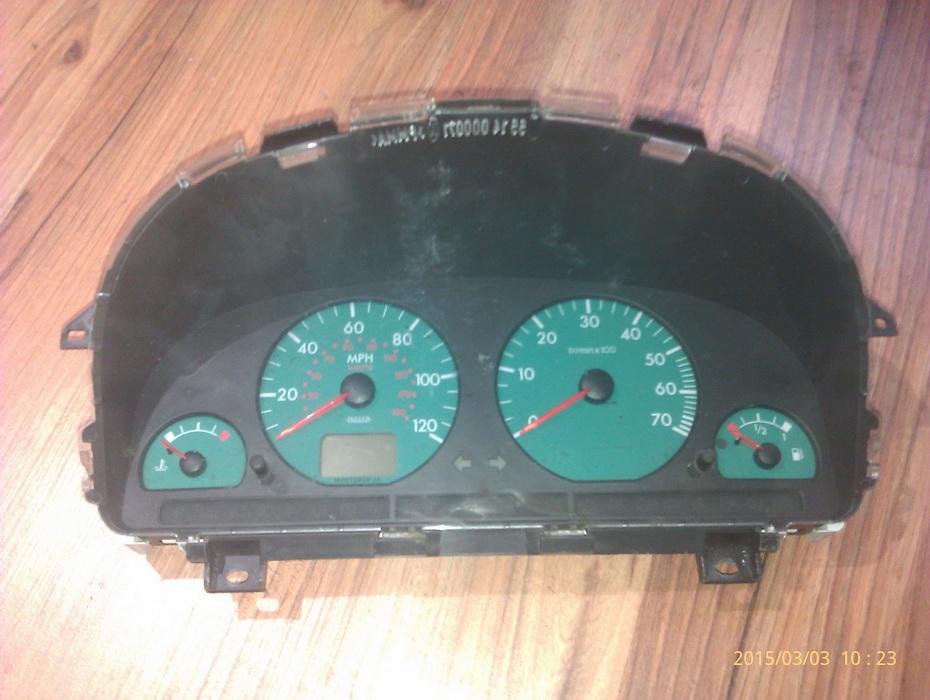 Spidometras - prietaisu skydelis 5514000070  Peugeot PARTNER 2002 1.9