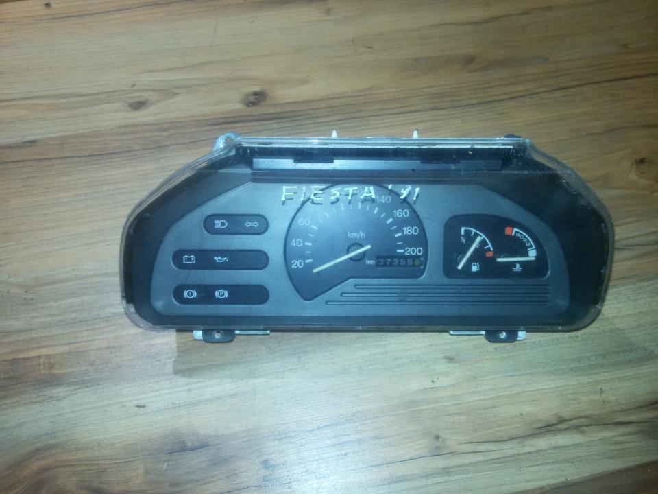 Speedometers - Cockpit - Speedo Clocks Instrument 89fb10848a  Ford FIESTA 1996 1.2
