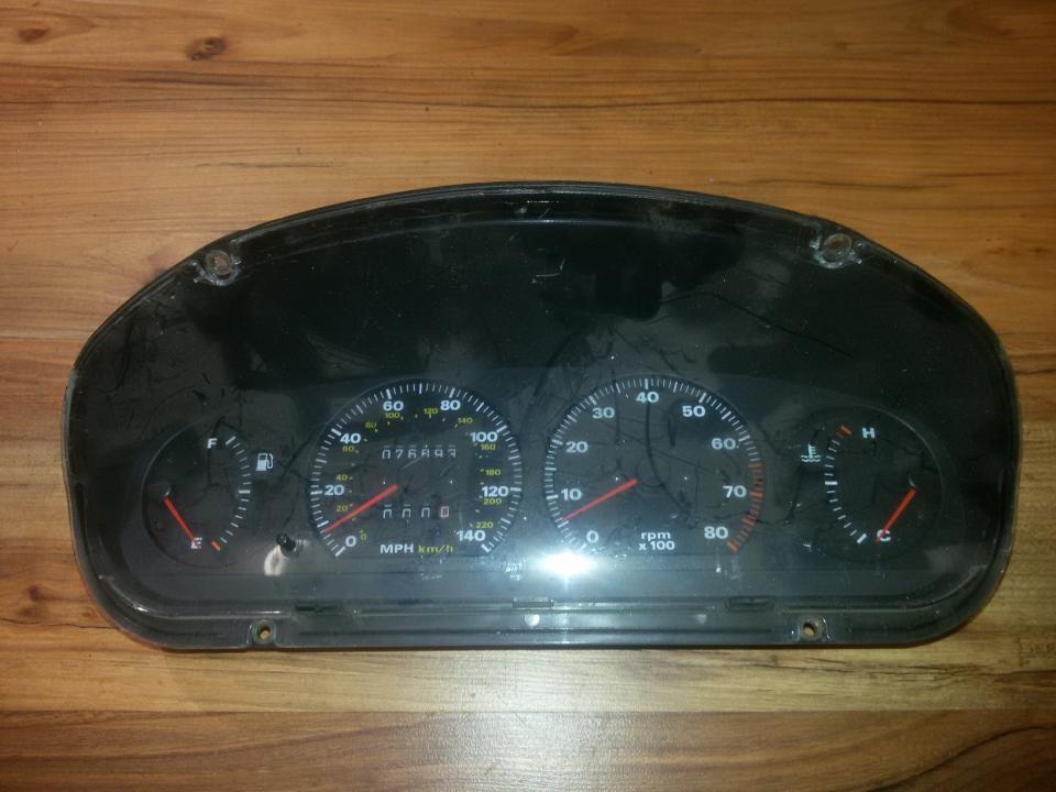 Spidometras - prietaisu skydelis NENUSTATYTA  Fiat BRAVO 2008 1.9
