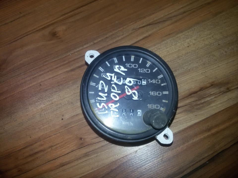 Spidometras - prietaisu skydelis 894367581  Isuzu TROOPER 2005 3.0
