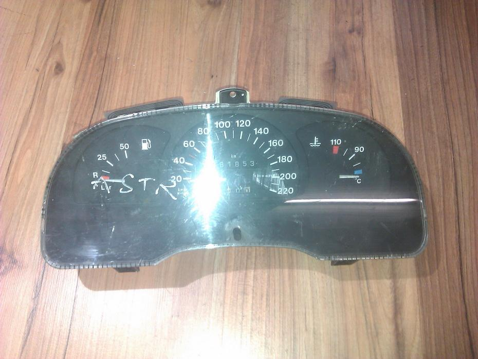 Spidometras - prietaisu skydelis 90359716ha  Opel ASTRA 1997 1.4