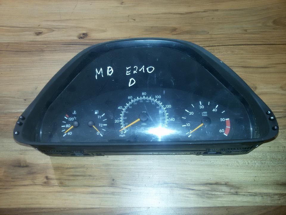 Spidometras - prietaisu skydelis 2105403148 110008829 Mercedes-Benz E-CLASS 1999 2.7