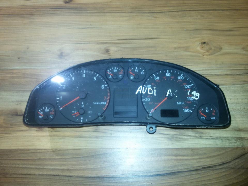Spidometras - prietaisu skydelis 4b0919910k 008auz8z0 Audi A6 1998 2.5