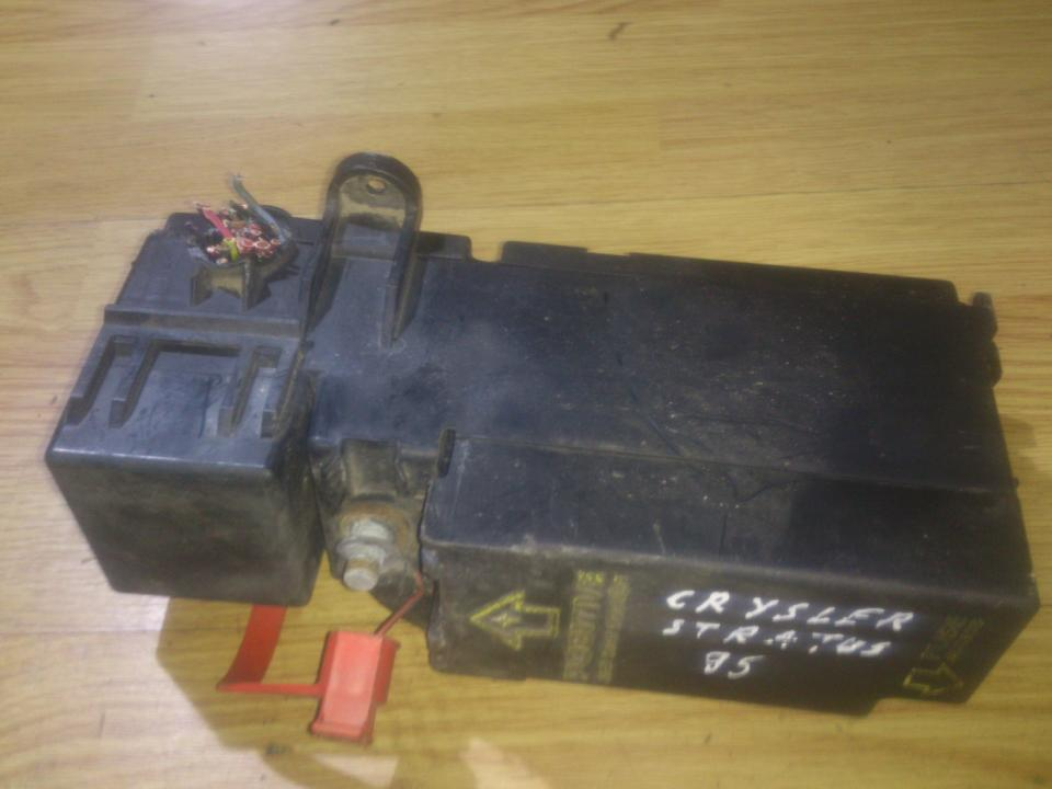 00044060_199203505 2171k1414 p4602219 fuse box chrysler stratus 1995 2 0l 25eur  at creativeand.co