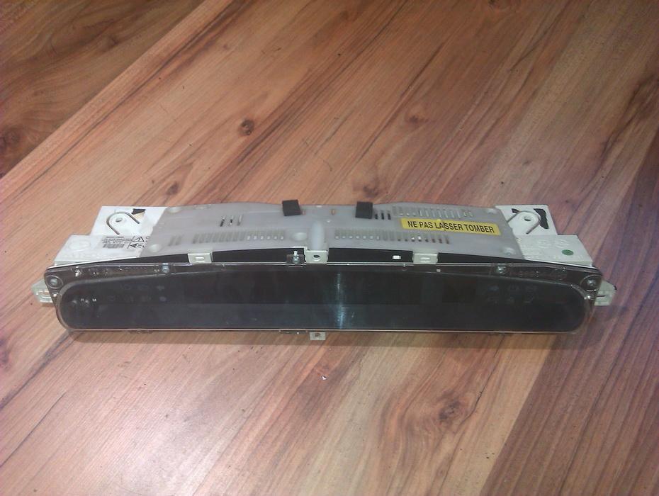 Spidometras - prietaisu skydelis 6025312689  Renault ESPACE 2002 2.0