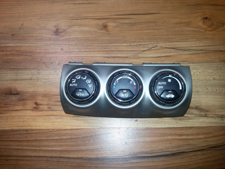 Панель управления климат-контролем NENUSTATYTA  Honda CR-V 2003 2.0