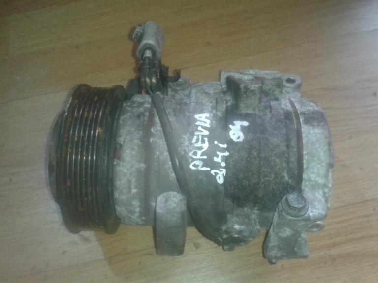 AC AIR Compressor Pump 4472608090  Toyota PREVIA 2003 2.0