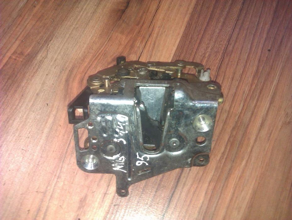 Door Lock Mechanism - rear left side 1407300135  Mercedes-Benz CL-CLASS 2000 5.0