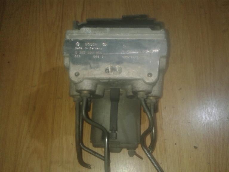 ABS Unit (ABS Brake Pump) 0265220054 a6384460314 Mercedes-Benz VITO 2005 2.2