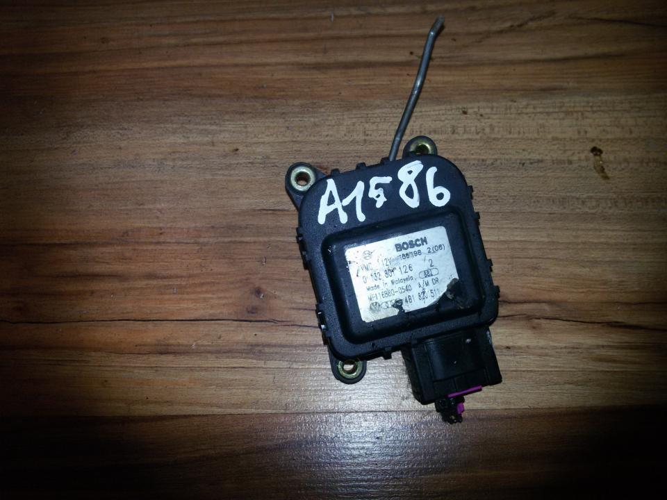Peciuko sklendes varikliukas 0132801126 4B1820511 Audi A6 1998 2.5