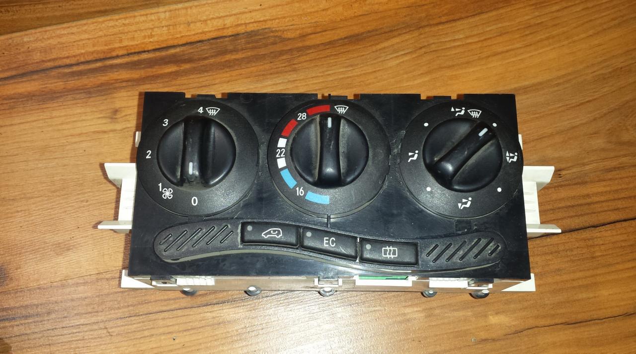 Peciuko valdymas 1688300485 Q140800 Mercedes-Benz A-CLASS 1998 1.4