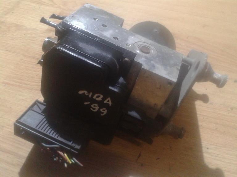 ABS Unit (ABS Brake Pump) 0265202433 A0034317412 ,  Mercedes-Benz A-CLASS 1998 1.7