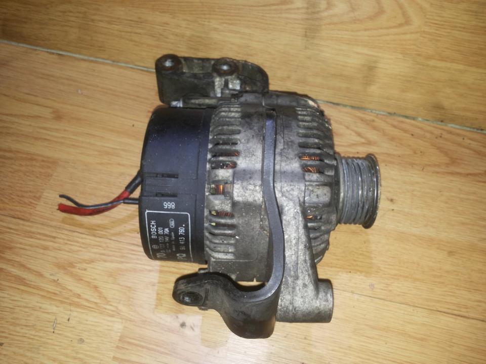 Generatorius 0123120001 90413750 Opel CORSA 2000 1.0