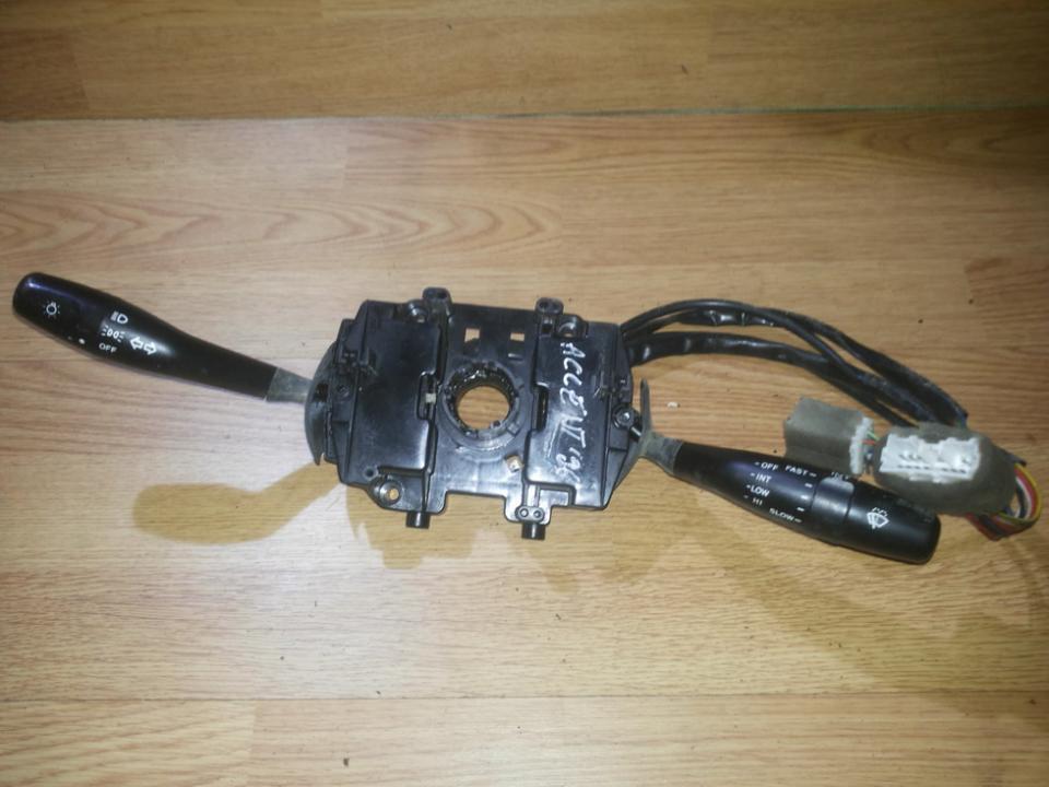 Переключатель подрулевой в сборе 610w0014  Hyundai ACCENT 1997 1.5