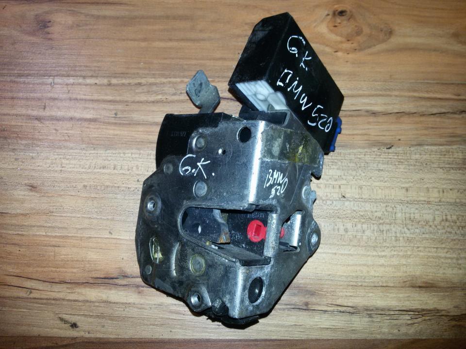 Door Lock Mechanism - rear left side 8138927  BMW 5-SERIES 2006 2.0