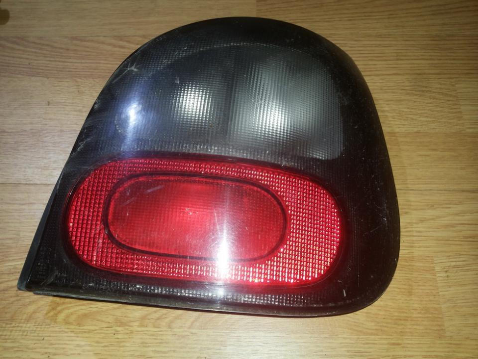 Tail Light lamp Outside, Rear Right NENUSTATYTA  Renault SCENIC 2000 1.6
