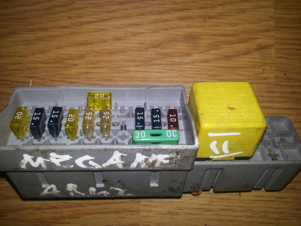 13251ghw fuse box renault megane 2004 1 6l 23eur eis00051698