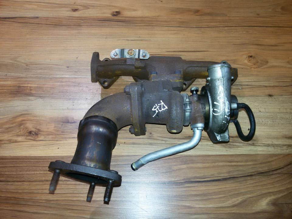 Turbina td025l308t33  Rover 75 1999 2.0
