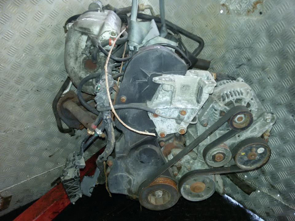 Engine Renault  Laguna, 1994.01 - 2001.03