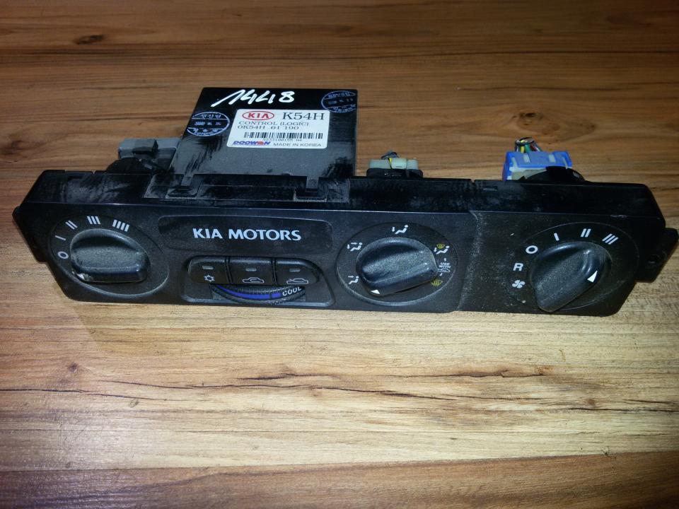 Kia  Sedona Climate Control Panel (heater control switches)