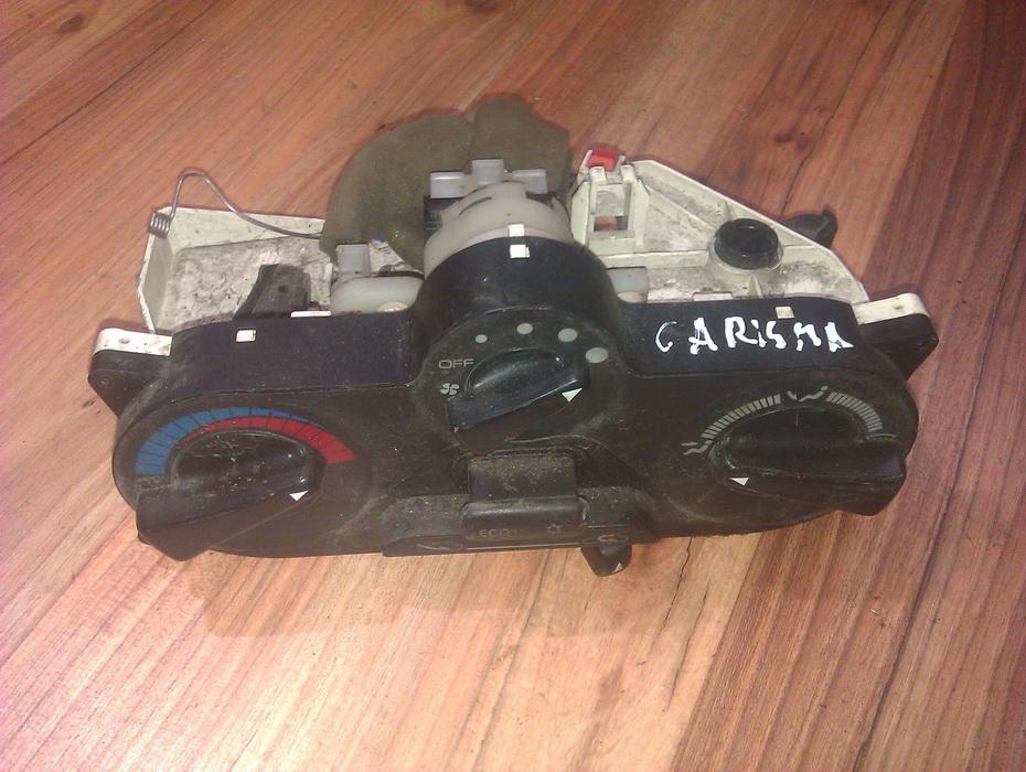 Peciuko valdymas 9041704717  Mitsubishi CARISMA 1998 1.8