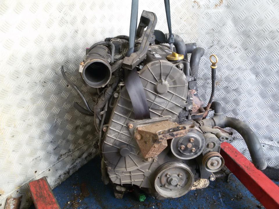 Variklis X17DTL  Opel ASTRA 1999 1.7