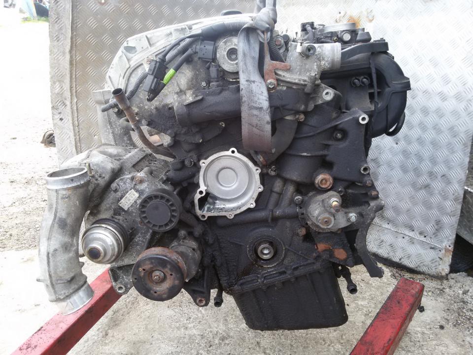 Engine 111982  Mercedes-Benz CLK-CLASS 2005 2.7