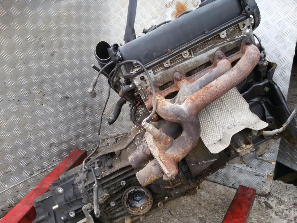 Adp Engine Audi A4 1997 1 6l 200eur Eis00053251 Used Parts Shop